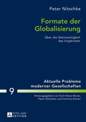 Nitschke | Formate der Globalisierung | Buch | sack.de