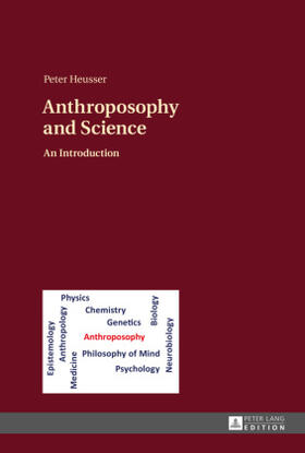 Heusser | Anthroposophy and Science | Buch | sack.de