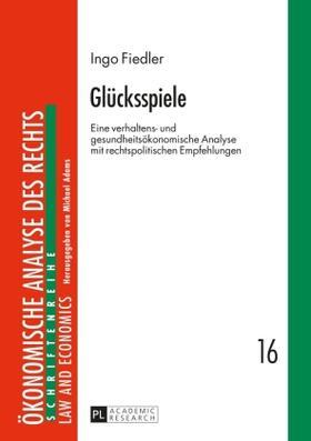 Fiedler | Glücksspiele | Buch | sack.de