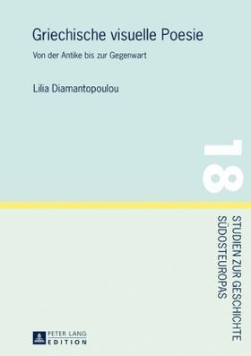 Diamantopoulou | Griechische visuelle Poesie | Buch | sack.de