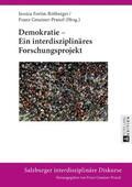 Fortin-Rittberger / Gmainer-Pranzl |  Demokratie - Ein interdisziplinäres Forschungsprojekt | Buch |  Sack Fachmedien