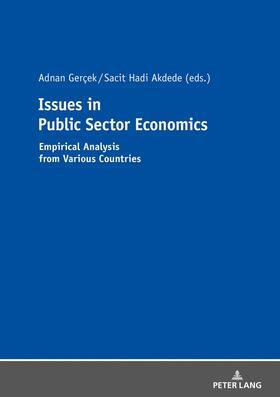 Gerçek / Akdede   Issues in Public Sector Economics   Buch   sack.de