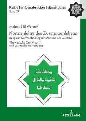 El-Wereny | Normenlehre des Zusammenlebens | Buch | sack.de