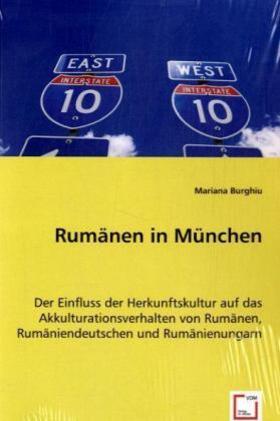Rumänen in München | Buch | sack.de