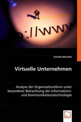 Maschke | Virtuelle Unternehmen | Buch | sack.de