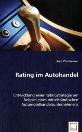 Christiansen | Rating im Autohandel | Buch | sack.de