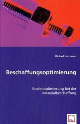 Hartmann   Beschaffungsoptimierung   Buch   sack.de