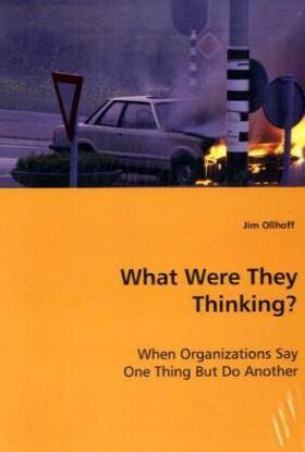 Ollhoff | What Were They Thinking? | Buch | sack.de