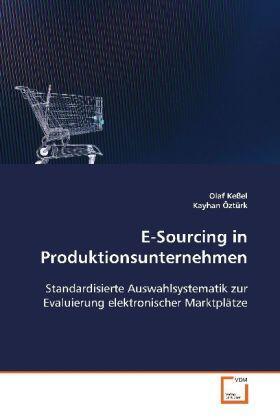 Keßel | E-Sourcing in Produktionsunternehmen | Buch | sack.de