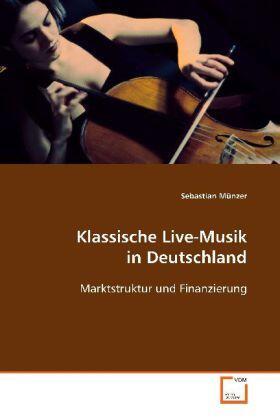 Münzer   Klassische Live-Musik in Deutschland   Buch   sack.de