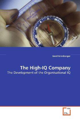 Grimberger | The High-IQ Company | Buch | sack.de