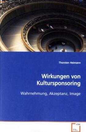 Wirkungen von Kultursponsoring | Buch | sack.de