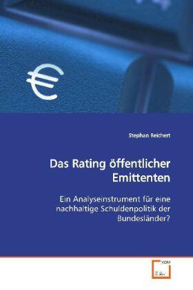 Reichert | Das Rating öffentlicher Emittenten | Buch | sack.de