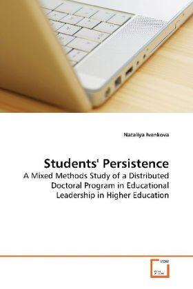 Students' Persistence | Buch | sack.de