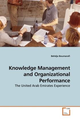 Boumarafi | Knowledge Management and Organizational Performance | Buch | sack.de