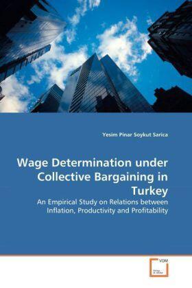 Soykut Sarica | Wage Determination under Collective Bargaining in Turkey | Buch | sack.de