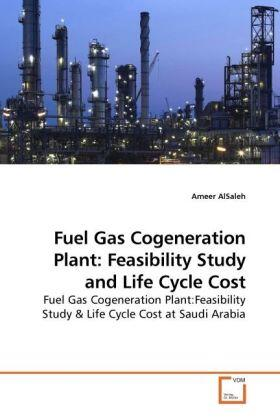Fuel Gas Cogeneration Plant: Feasibility Study and Life Cycle Cost   Buch   sack.de