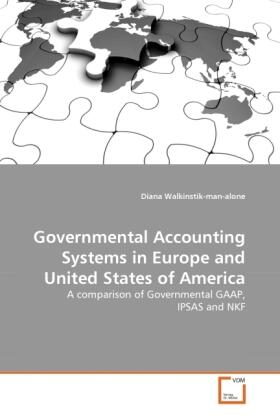 Governmental Accounting Systems in Europe and United States of America | Buch | sack.de