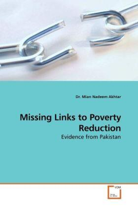 Akhtar   Missing Links to Poverty Reduction   Buch   sack.de