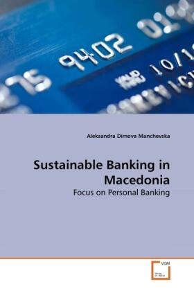 Sustainable Banking in Macedonia | Buch | sack.de