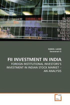 FII INVESTMENT IN INDIA | Buch | sack.de