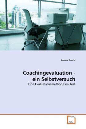 Coachingevaluation - ein Selbstversuch | Buch | sack.de