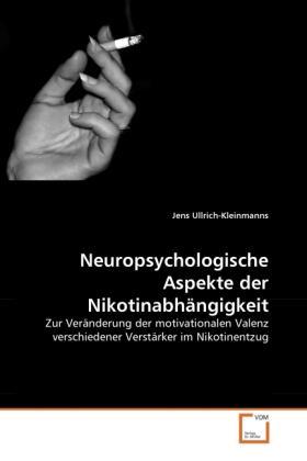 Ullrich-Kleinmanns | Neuropsychologische Aspekte der Nikotinabhängigkeit | Buch | sack.de