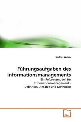 Führungsaufgaben des Informationsmanagements | Buch | sack.de
