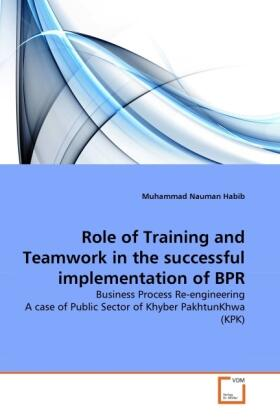 Habib | Role of Training and Teamwork in the successful implementation of BPR | Buch | sack.de