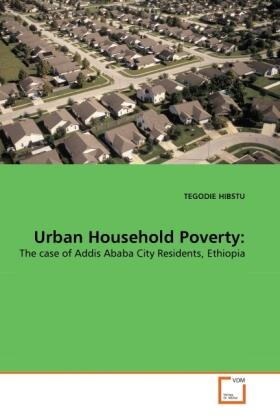 Hibstu | Urban Household Poverty: | Buch | sack.de