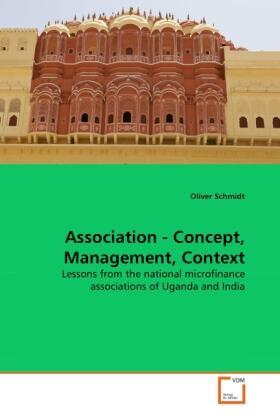 Association - Concept, Management, Context   Buch   sack.de