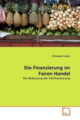 Die Finanzierung im Fairen Handel | Buch | sack.de