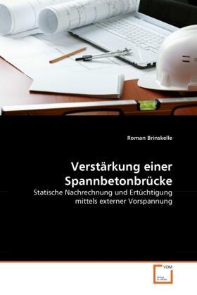 Verstärkung einer Spannbetonbrücke | Buch | sack.de