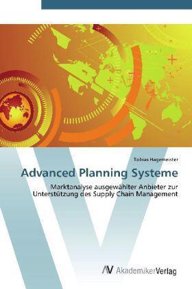 Hagemeister | Advanced Planning Systeme | Buch | sack.de
