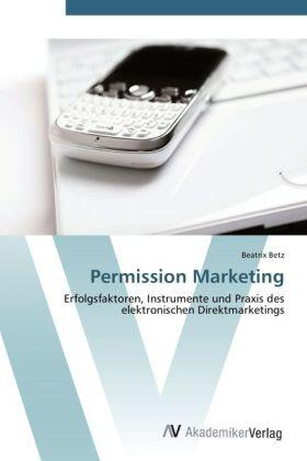Betz | Permission Marketing | Buch | sack.de