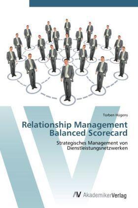 Hügens   Relationship Management Balanced Scorecard   Buch   sack.de