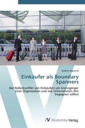 Einkäufer als Boundary Spanners | Buch | sack.de