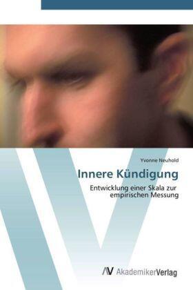 Innere Kündigung   Buch   sack.de
