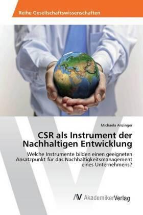 CSR als Instrument der Nachhaltigen Entwicklung | Buch | sack.de