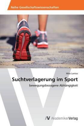 Suchtverlagerung im Sport | Buch | sack.de