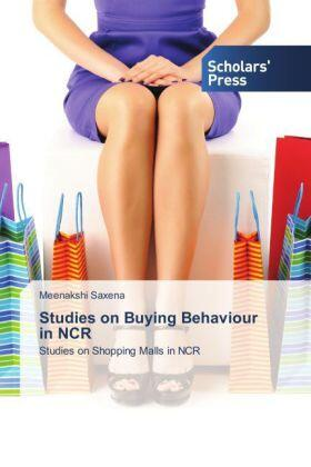 Saxena | Studies on Buying Behaviour in NCR | Buch | sack.de