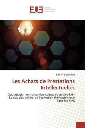 Staszewski   Les Achats de Prestations Intellectuelles   Buch   sack.de