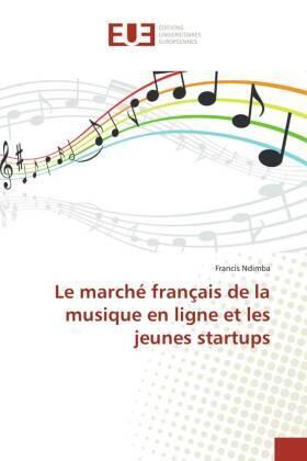 Ndimba   Le marché français de la musique en ligne et les jeunes startups   Buch   sack.de