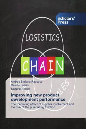 Patrucco / Luzzini / Ronchi | Improving new product development performance | Buch | sack.de