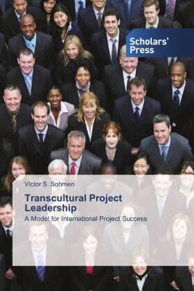 Sohmen | Transcultural Project Leadership | Buch | sack.de
