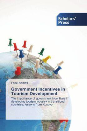 Ahmeti   Government Incentives in Tourism Development   Buch   sack.de