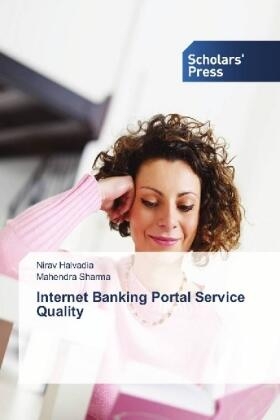 Halvadia / Sharma | Internet Banking Portal Service Quality | Buch | sack.de