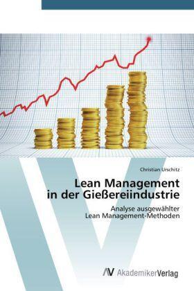 Urschitz | Lean Management in der Gießereiindustrie | Buch | sack.de