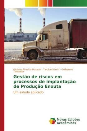 Marodin / Saurin / Tortorella   Gestão de riscos em processos de implantação de Produção Enxuta   Buch   sack.de