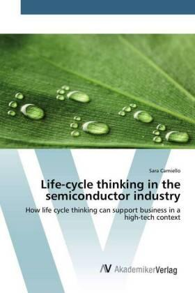 Carniello | Life-cycle thinking in the semiconductor industry | Buch | sack.de